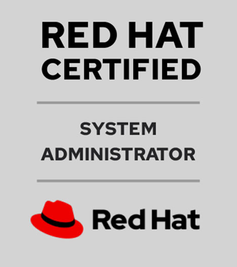 Red Hat Certified Linux System Admin